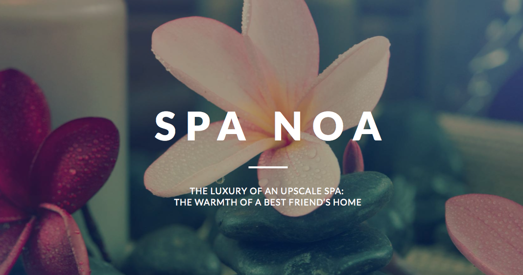 Spa Noa, Popular Spa in Herndon, Reston, Virginia